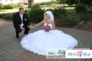 sprzedam suknie ślubna + gratisy
