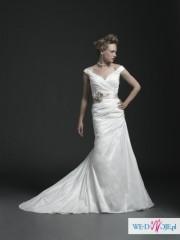 Suknia ślubna ivory Sincerity Bridal model 3611 rozmiar 36