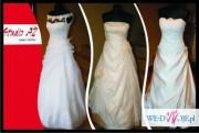 Suknie ślubne używane, suknia ślubna - 300  sukien!