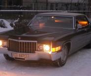 1970 Cadillac deVille do ślubu i na wesele