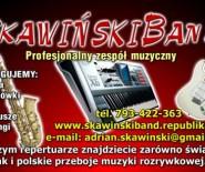!_Zespół muzyczny na wesele SkawińskiBand Poznań