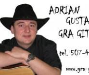 Adrian Gustaw GRA GITARA solo band