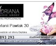 ADRIANA Studio Urody Paulina Kamińska