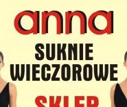 """""""anna"""" suknie wieczorowe - sklep, komis, wypozyczalnia"""