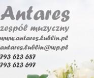 ANTARES - ZESPÓŁ MUZYCZNY antares.lublin.pl