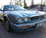 Auto do  ślubu- Jaguar