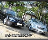 AUTO DO ŚLUBU  VW PASSAT 250 KM I MERCEDES C CHRYSLER 300C