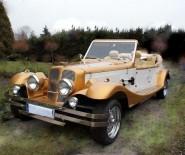 Auto do śulubu Alfa Romeo Spider samochod na wesele