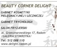 Beauty corner DELIGHT