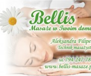 Bellis - Masaże z dojazdem do klienta