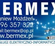 Bermex Usługi Elektryczno-Informatyczne