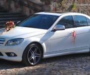 Biały Mercedes C300 do Ślubu - Kielce