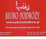 BIURO PODRÓŻY FENIKS