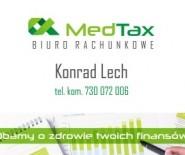 biuro rachunkowe MedTax Konrad Lech