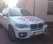 BMW X6 Białe!