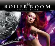 Boiler Room Music Klub
