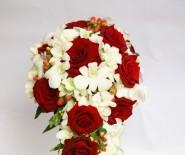 Bukiet ślubny,ślubna dekoracja kwiatami