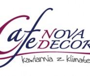 Cafe Nova Decor