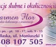 Carmen flor. Studio dekoracji i aranżacji