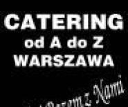 CATERING od A do Z WARSZAWA
