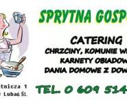 "Catering ""SPRYTNA GOSPOSIA"""