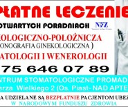 CENTRUM MEDYCZNE PROMADENT GINEKOLOGIA DERMATOLOGIA STOMATOL