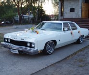 Chevrolet Bel Air Lowrider - wynajem