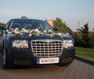 ''Chrysler 300c do ślubu''