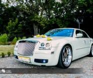 Chrysler 300c na Twoje wesele, slub Rybnik,  Żory, Wodzisław