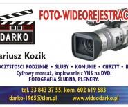 """""""DARKO"""" Foto-wideorejestracja"""