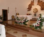 Dekoracje kościołow, dekoracje ślubne i okolicznościowe,