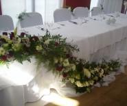 Dekoracje ślubne i weselne małopolska Floresco