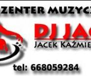 DJ JACK - Oprawa muzyczna imprez okolicznościowych