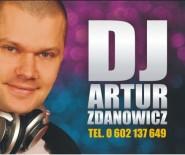 DJ na Wesele Białystok - DJ Artur Zdanowicz