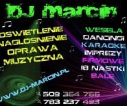 DJ NA WESELE DJ MARCIN ŚWIDNICA DZIERŻONIÓW BIELAWA WAŁBRZYC