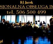 DJ - Prowadzenie i Oprawa Muzyczna Imprez