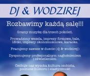 DJ + Wodzirej