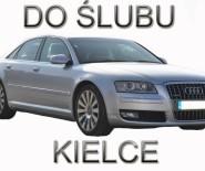 Do ślubu eleganckim Audi A8 Quattro