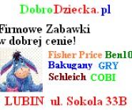 DobroDziecka.pl - zabawki Lubin