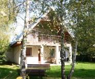 Domek komfortowy z sauną