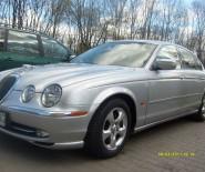 Ekskluzywny Jaguar S-Type na ślub wesele i inne uroczystości