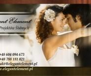Elegant Elemant Studio Projektów Ślubnych