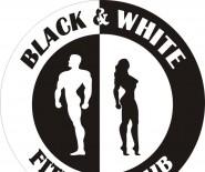 """Fitness Club """"BLACK & WHITE"""" Grzegorz Kępa"""