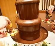 Fontanny czekoladowe i alkoholowe