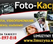 fotografia i filmowanie limuzya slubna
