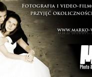 Fotografia i Video-filmowanie przyjęć okolicznościowych