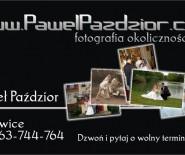 Fotografia okolicznościowa - Paweł Paździor