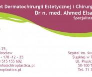 Gabinet Dermatochirurgii Estetycznej i Chirurgii Ręki