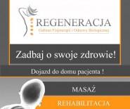 """Gabinet fizjoterapii i odnowy biologicznej """"Regeneracja"""""""