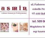 """Gabinet Kosmetyki Profesjonalnej """"JASMIN"""""""